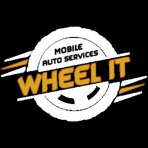 Wheelit logo on black